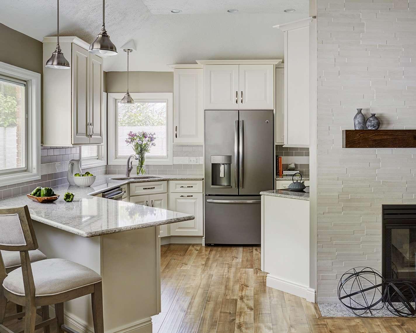 kitchen by FD Kitchen & Bath
