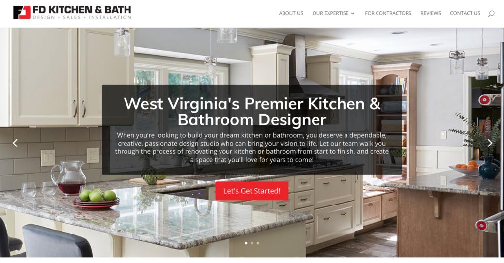 Kitchen Renovation | Bathroom Remodel | Design | FD Kitchen & Bath