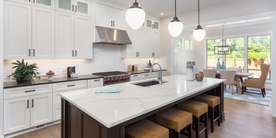 Can Your New Kitchen Accommodate an Island?